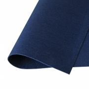 Фетр Корея FKS12-33/53 жесткий 33х53 см 1.2мм темно-синий 856
