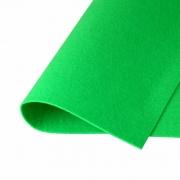Фетр Корея FKS12-33/53 жесткий 33х53 см 1.2мм ярко-зеленый 866