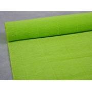 Гофрированная бумага 180г/м2 №558 0.5х2.5м Салатовая (Италия)