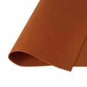 Фетр Корея FKS12-33/53 жесткий 33х53 см 1.2мм св.коричневый 880