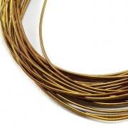 Канитель мягкая 0.5 мм Antique gold (5грамм) 0062