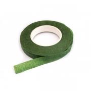 Тейп-лента для флористики 27.43м зеленая №301