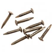 Гвоздики для шкатулок 8-б 8мм бронза (20шт.)