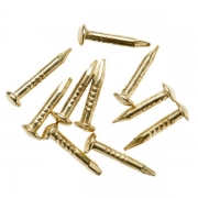 Гвоздики для шкатулок 8-з 8мм золото (20шт.)