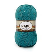 Пряжа Nako SUPER INCI HIT TWEED (100г) 6634