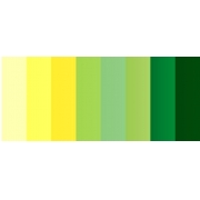 "Полоски для квиллинга ""Желто-зеленый микс"" 08-03-200 (3 мм 200 шт.)"