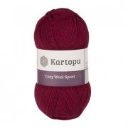 Пряжа Kartopu Cozy wool sport (100г.) K110