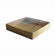 Коробка для конфет 14х10.5х2.5см