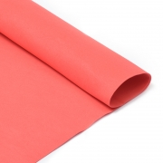 Фоамиран 1 мм 50х50 см Красный Китай
