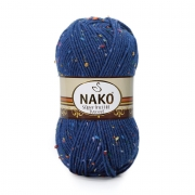 Пряжа Nako SUPER INCI HIT TWEED (100г) 2394
