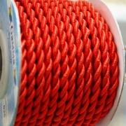 Шнур витой декоративный 4 мм №026 (2метра)