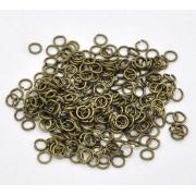 Колечки под бронзу R-02 5 мм (50шт.)