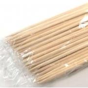 Шпажки бамбуковые 25 см 100 шт.