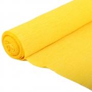 Гофрированная бумага №17е/5 0.5х2.5м солнечно-желтая