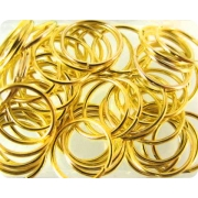 Колечки под золото R-07 7 мм (10шт.)