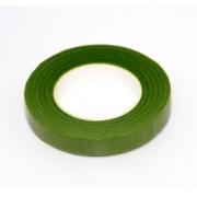 Тейп-лента для флористики 27.43м зеленая №321