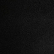 Фетр Китай мягкий FKC 20х30 см 1мм Черный 060 (2листа)