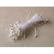 Тычинки TIC/P (85 шт.) 1 мм белые