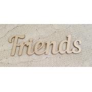 """Слово """"Friends"""" (длина30см)"""