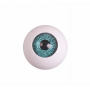 Глазки пластик TR-20 20 мм Бирюза (пара)