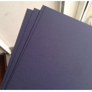 Бумага Keaykolour А4 250г/м2 Темно-синий (2листа)