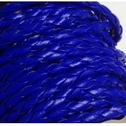 Шнур плетеный 4 мм (синий)