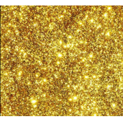 Глиттер (блестки) 10г золотой