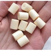 Слоновая кость бочонки (2шт.)