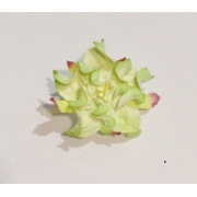 Гардения 4 см (2 шт.) желто-зеленая