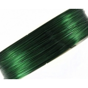 Проволока 0.4 мм DG-4 зеленая (10 метров)