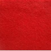 Фетр Корея FKR10-33/53 мягкий 33х53 см 1 мм Красный