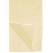 Тишью бумага 50х66см Кремовая (2 листа)