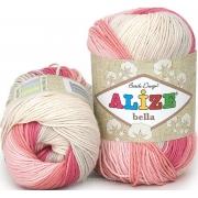 Пряжа Alize bella batik 5512 (Турция)