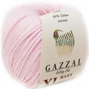 Пряжа Baby Cotton Gazzal 3411 (Турция)