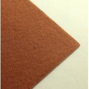 Фетр Китай мягкий 30х45см 2мм 008 св-коричневый