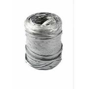 Рафия синтетическая 3м Серебро