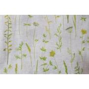 Тишью бумага 50х66см Оранжевый (2 листа)