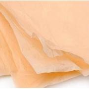 Бумага тишью 50х66см Персиковый (2листа)