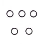 Колечки под черный никель R-02 5 мм (50 шт.)