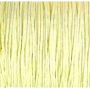 Шнур вощеный 009 (1 мм) 3 метра