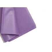 Тишью бумага 50х66см фиолетовая (10 листов)