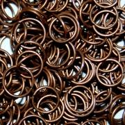 Колечки под медь R-07 7 мм (50шт.)