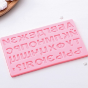 Молд силиконовый «Алфавит Русский», 18,4×10,7 см