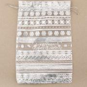 Мешочек подарочный органза «Волшебного Нового года», 10 × 12 см