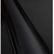 Кожа искусственная  22х30 см черная, 1 лист