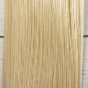 Трессы прямые, 15 см, длина 1 метр, светлые