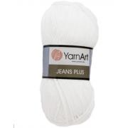 YarnArt Jeans Plus (100г) 01