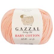 Пряжа Baby Cotton Gazzal 3412 (Турция)