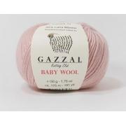 Пряжа Baby Wooll Gazzal 845 (Турция)