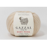 Пряжа Baby Wooll Gazzal 839 (Турция)
